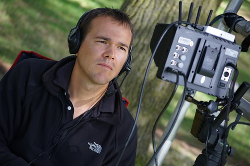 Neil Monitor CableCam
