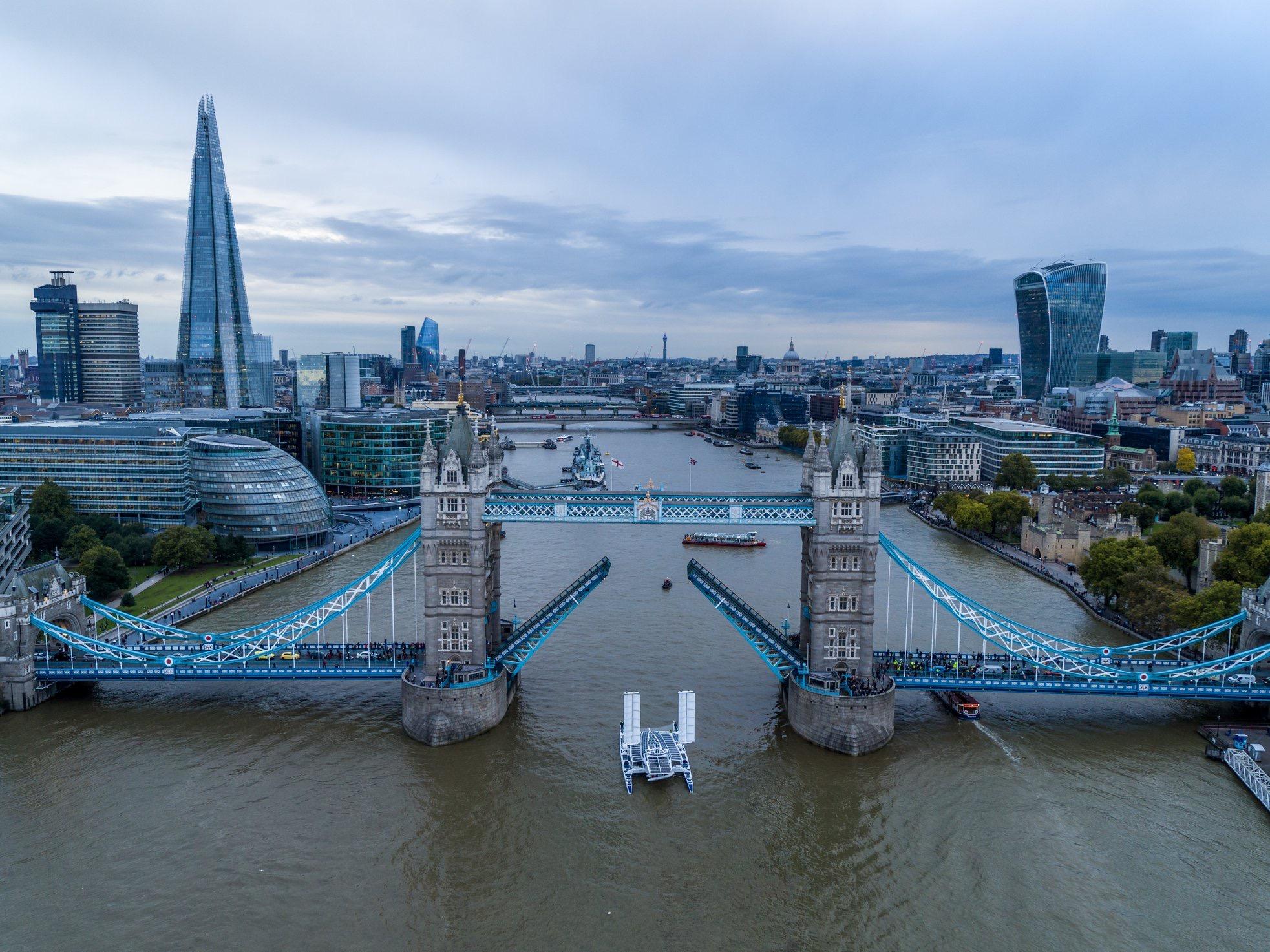 Energy Observer London 1